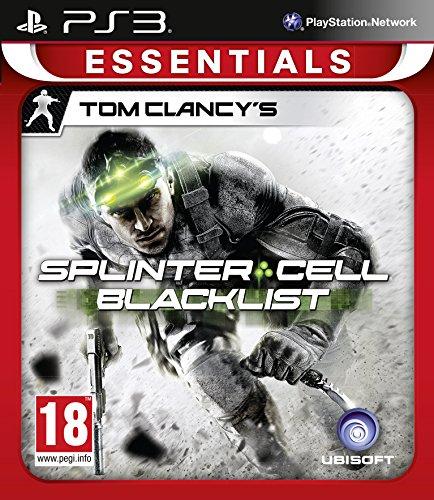 Tom Clancy's Splinter Cell: Blacklist (Essentials) /PS3