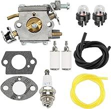 Trustsheer 309362003 Carburetor fit Homelite 309362001 300939006 UT10540 UT10542 UT10544 UT10546 UT10548 UT10560 UT10566 UT10568 UT10580 UT10582 UT10584 UT10586 UT10588 35cc 38cc 42cc Chainsaw Carb