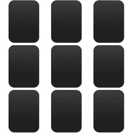 Mosuo 9 Stück Metallplatte Metallplättchen Elektronik