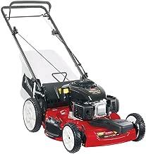 Toro 22 in. Kohler High Wheel Variable Speed Gas Walk Behind Self Propelled Lawn Mower with Bonus Garage Boss Press N Pour 2 Gal. Gas Can