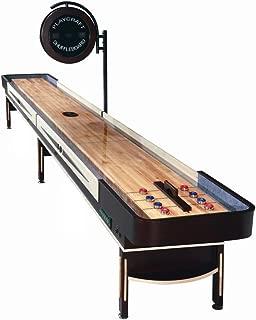 Playcraft Telluride Pro-Style Shuffleboard Table with Electronic Scorer