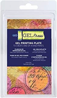 Gel Press Monoprinting Plate 3