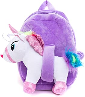 Mochila escolar unicornio niña, Unicornios bolso Regalos para niñita, estudiante niñas de 2 3 4 5 6 7 8 9 10 11 12 años, Unicorn backpack para jardín de infancia nina. cosas de unicornios