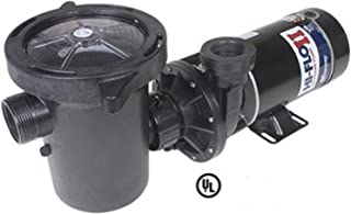 waterway insulated wet end pump