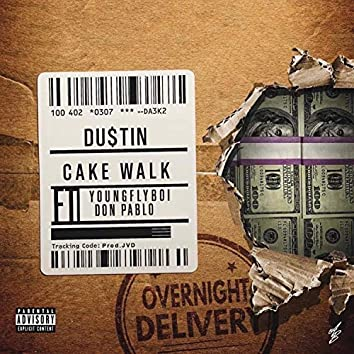 Cake Walk (feat. Don Pablo & YoungFlyboi)