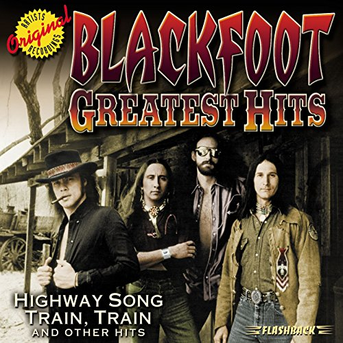 Price comparison product image Blackfoot - Greatest Hits
