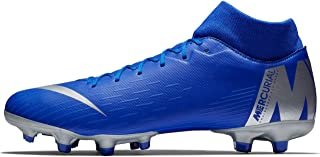 Crampons montant mixte NIKE Superfly 7 Academy FGMG Bleu