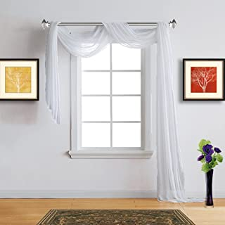 Best extra long valance Reviews