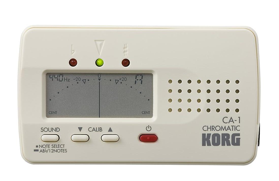 通行料金ペンフレンド手入れKORG クロマチックチューナー CA-1