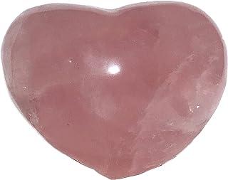 Crystal Natural Rose Quartz Crystal Stones Home Wedding Decoration Holiday Gifts Reiki Chakra Heart Shape Crystals