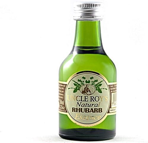 la calidad primero los consumidores primero Uncle roy Rhubarb Concentrated Food Essence Catering Talla - - - 2.5litre 90fl.oz  para barato