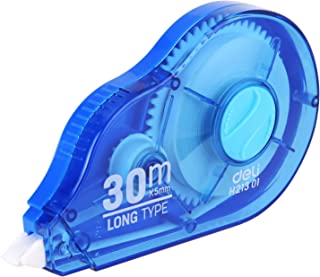 deli EH21301 Excellent Covering Power Correction Tape - Assorted Color