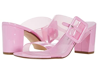Chinese Laundry Yippy (Pink Vinyl) High Heels