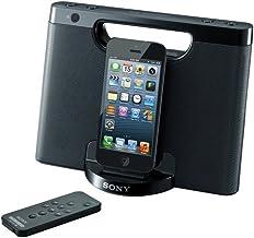Sony RDP-M7IPN Lightning iPhone/iPod Portable Speaker Dock – Black