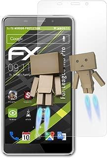 atFoliX Protección de Pantalla para Leagoo M8 Pro Lámina ...
