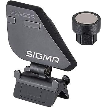 Sigma Sport 00206 Accesorio ciclocomputador, Negro, Talla Única