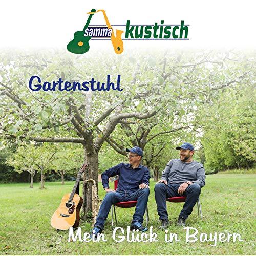 Gartenstuhl / Mein Glück in Bayern