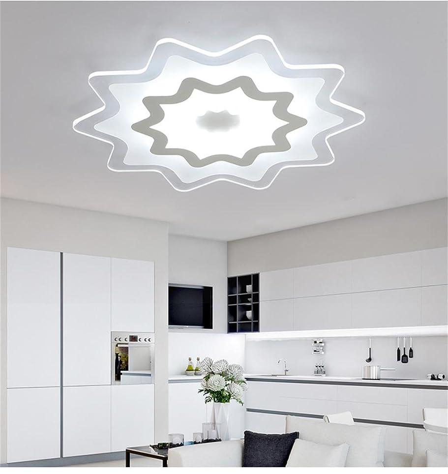 分配しますラップ全くYSYYSH 3つの色は自由に変換できます白色の温かみのある光と中立の光超薄型のLed天井ランプモダンなリビングルーム居心地の良いベッドルームランプウェディングルームデンレストランライトキッチン照明60 Cm 寝室の装飾ライト