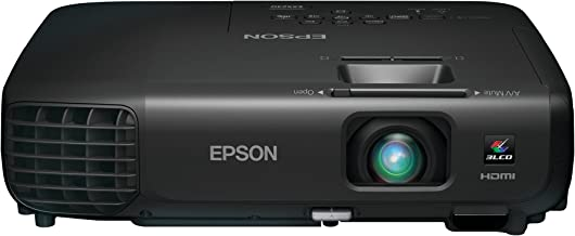 Epson EX5230 Pro, XGA, 3500 Lumens Color Brightness (color light output), 3500 Lumens White Brightness, 3LCD Projector