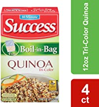 Success Boil in Bag Tri-Colored Quinoa, 12-Ounce (Pack of 6)