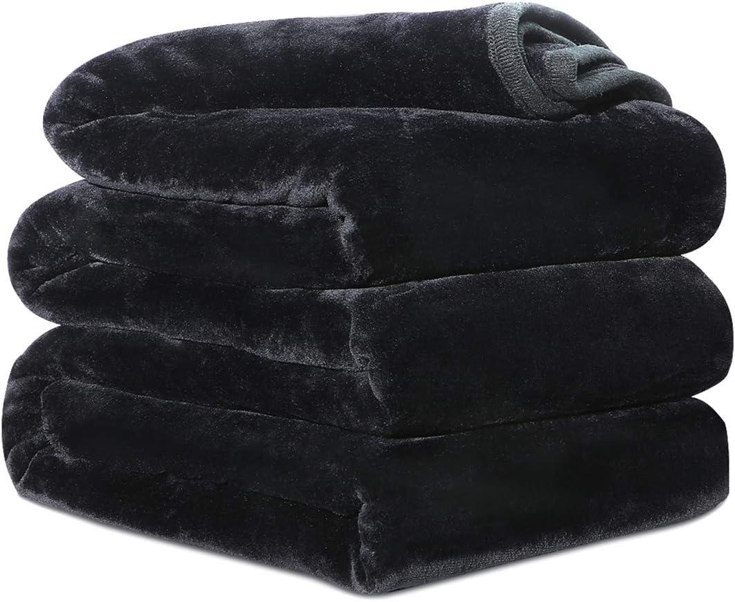 In a popularity Sale SALE% OFF Fleece Blanket King Size for All 330GSM Oversized Season