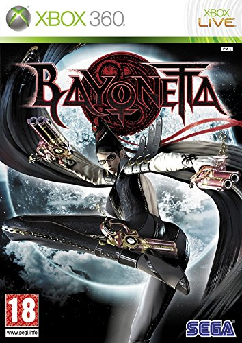SEGA Bayonetta, Xbox 360 Xbox 360 vídeo - Juego (Xbox 360, Xbox 360, Acción, M (Maduro), Soporte físico)