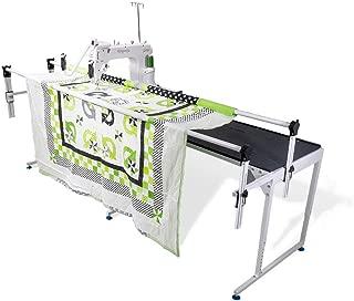 Grace Q'Nique 15R Quilting Machine w/Q-Zone Frame & iCanHelpSew Bundle Special