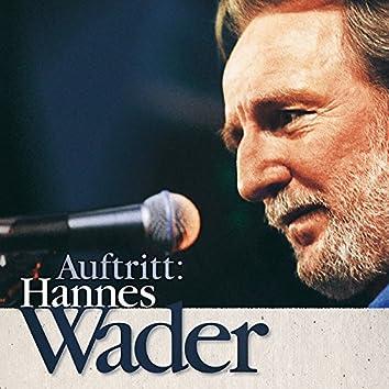 Auftritt: Hannes Wader (Live)