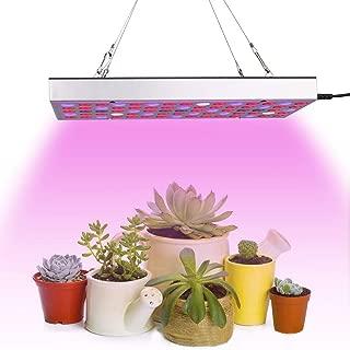 LED Grow Light for Indoor Plants, ABS Super Robust & Light Weight Growing Lights, IR & UV Full Spectrum Grow Lamp for Micro Greens Seeding, Seedling, Vagetative, Flowering(25W)