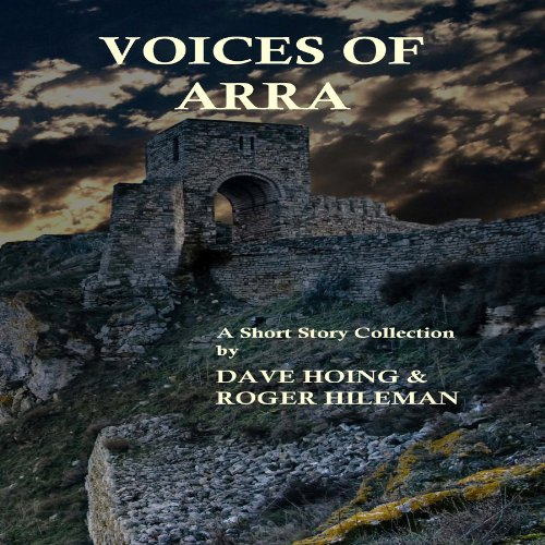 Voices of Arra audiobook cover art