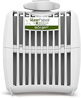 Oxygen-Pro - Kleer Low-Fragrance Cartridge For Oxy-Gen Powered Commercial and Residential Air Fresheners and Deodorizers (4)