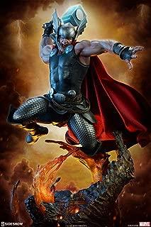Sideshow Marvel Comics Thor Breaker of Brimstone Premium Format Figure Statue