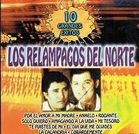 10 Grandes Exitos by Los Relampagos del Norte