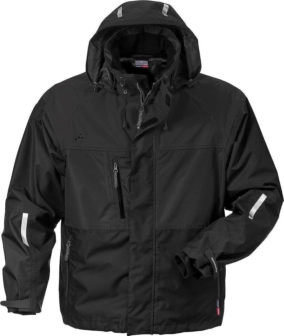Fristads Kansas Workwear 120963 Waterproof Jacket Black Xs