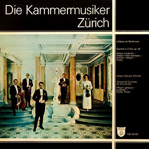Streichquintett No. 2 in C Major, Op. 29: III. Scherzo. Allegro