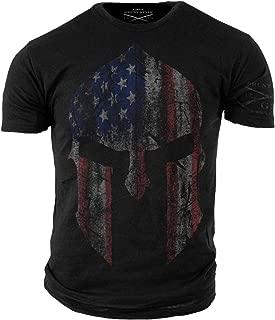 American Spartan Men's T-Shirt
