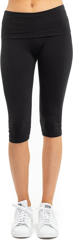 Hard Tail Women's Rolldown Knee Legging Style W394