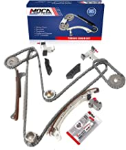 MOCA Timing Chain Kit for 2003-2012 Toyota Tundra & Toyota Tacoma & Toyota 4Runner 4.0L V6 DOHC 1GRFE - Eng Code