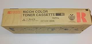 Ricoh Color Toner Cassette Type R1 Black