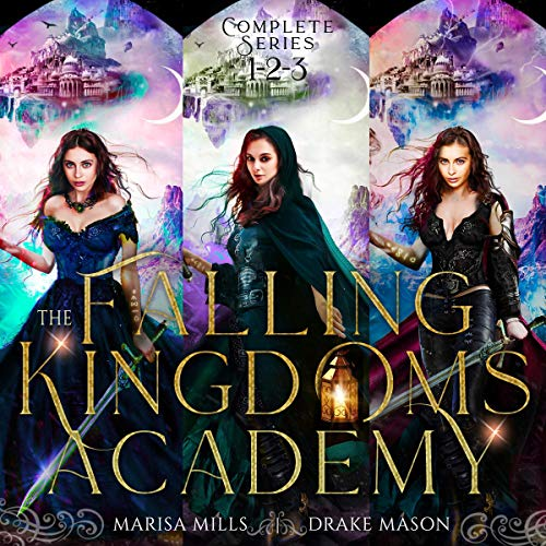 Academy of Falling Kingdoms Box Set cover art