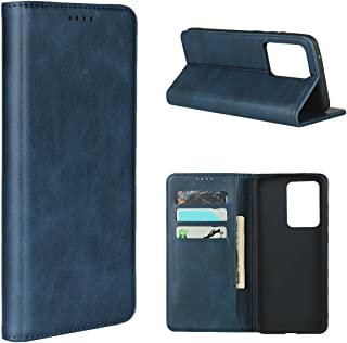 Samsung S20 Ultra Case, iCoverCase PU Leather Wallet Case Cover Strong Magnetic Holster Shockproof Heavy Duty Protective F...