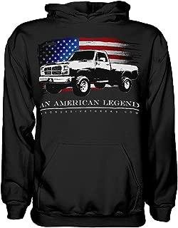 Dodge Ram Hoodie - First Gen with American Flag Sweatshirt