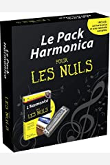 Le pack harmonica 2ed pour les nuls (French Edition) Paperback
