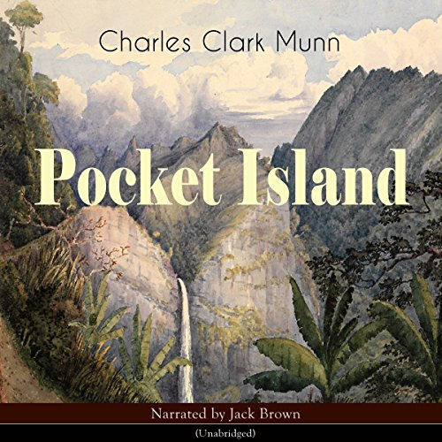Pocket Island audiobook cover art