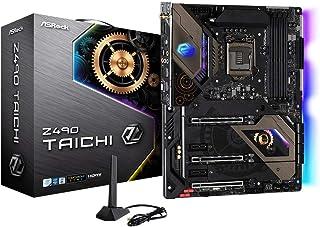 ASRock Intel 第10世代CPU(LGA1200)対応 Z490 チップセット搭載 ATXマザーボード 【国内正規代理店品】 Z490 Taichi