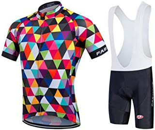 Rzxkad Summer Cycling Jersey and Three Personalized Bike Suits