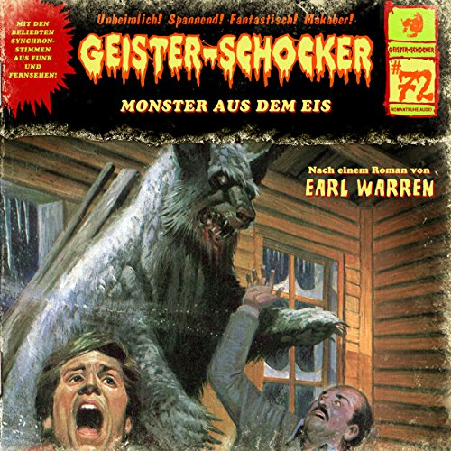 Monster aus dem Eis Titelbild