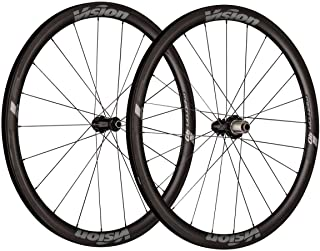 FSA Vision METRON 40 TL Clincher Disc Bicycle Wheelset - WH-VT-840CHTL