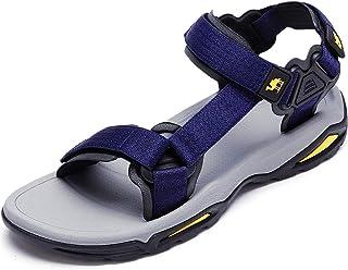 CAMEL CROWN Men's Women's Sport Sandals Open Toe Strap Sandal Summer Beach Outdoor Water Shoes