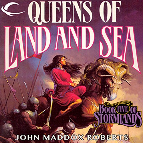 Queens of Land and Sea cover art
